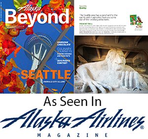 Shutter Tours in Alaska Air Magazine