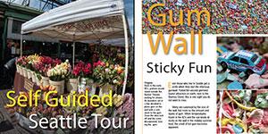 self guided walking tour seattle
