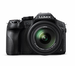 Panasonic LUMIX DMC-FZ300K