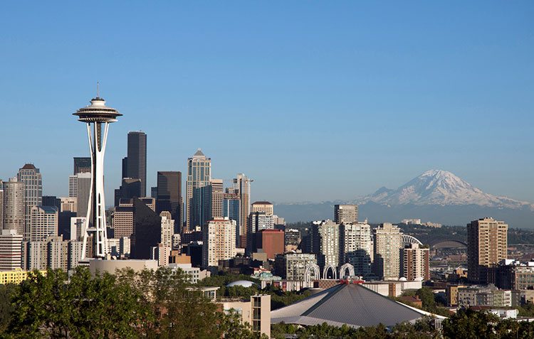 Custom Seattle Group Tours