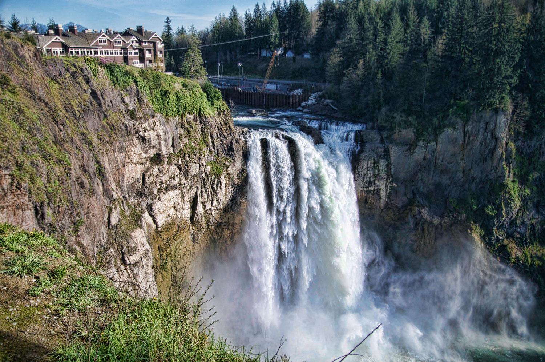 Snoqualmie Falls Tours