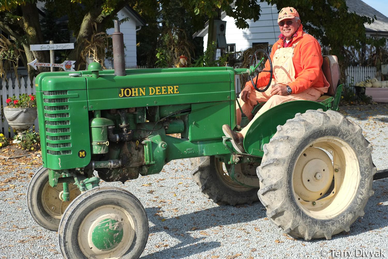 Steve Schuh of Schuh Farms
