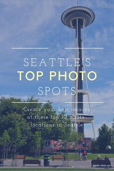 Seattle's Top Photo Spots