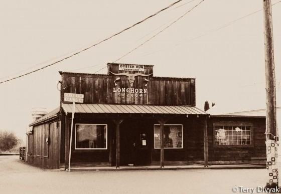 Longhorn Saloon, Edison, WA