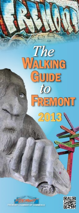 fremont walking guide