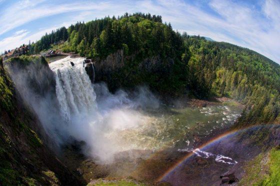 Snoqualmie Falls Tour