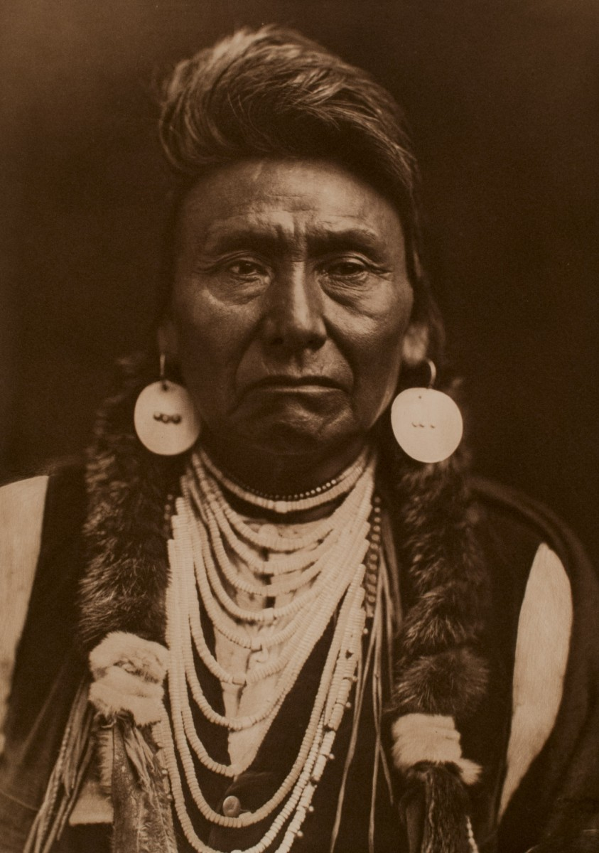 Chief Joseph of Nez Perce