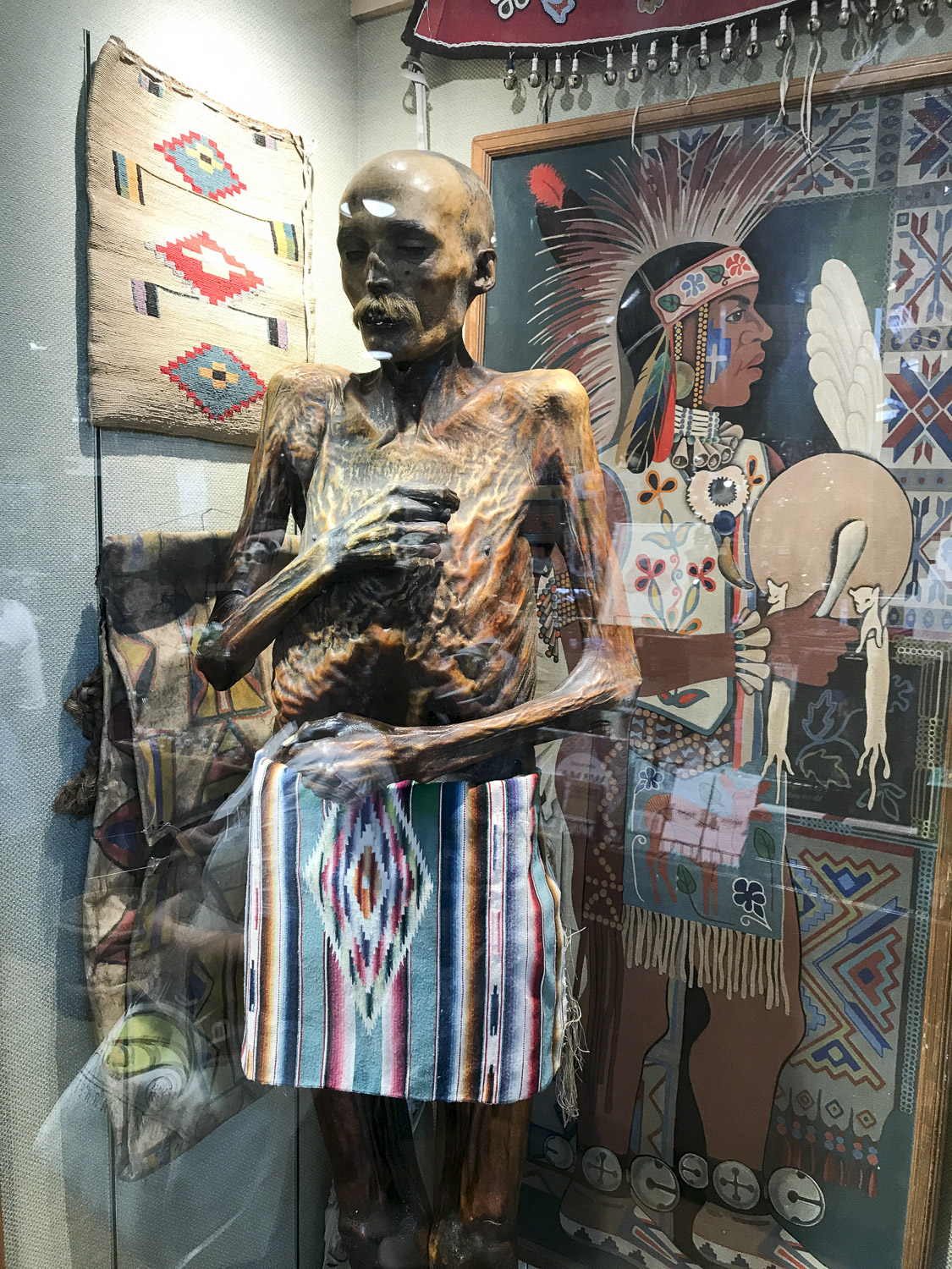 Sylvester at Ye Old Curiosity Shop in Seattle