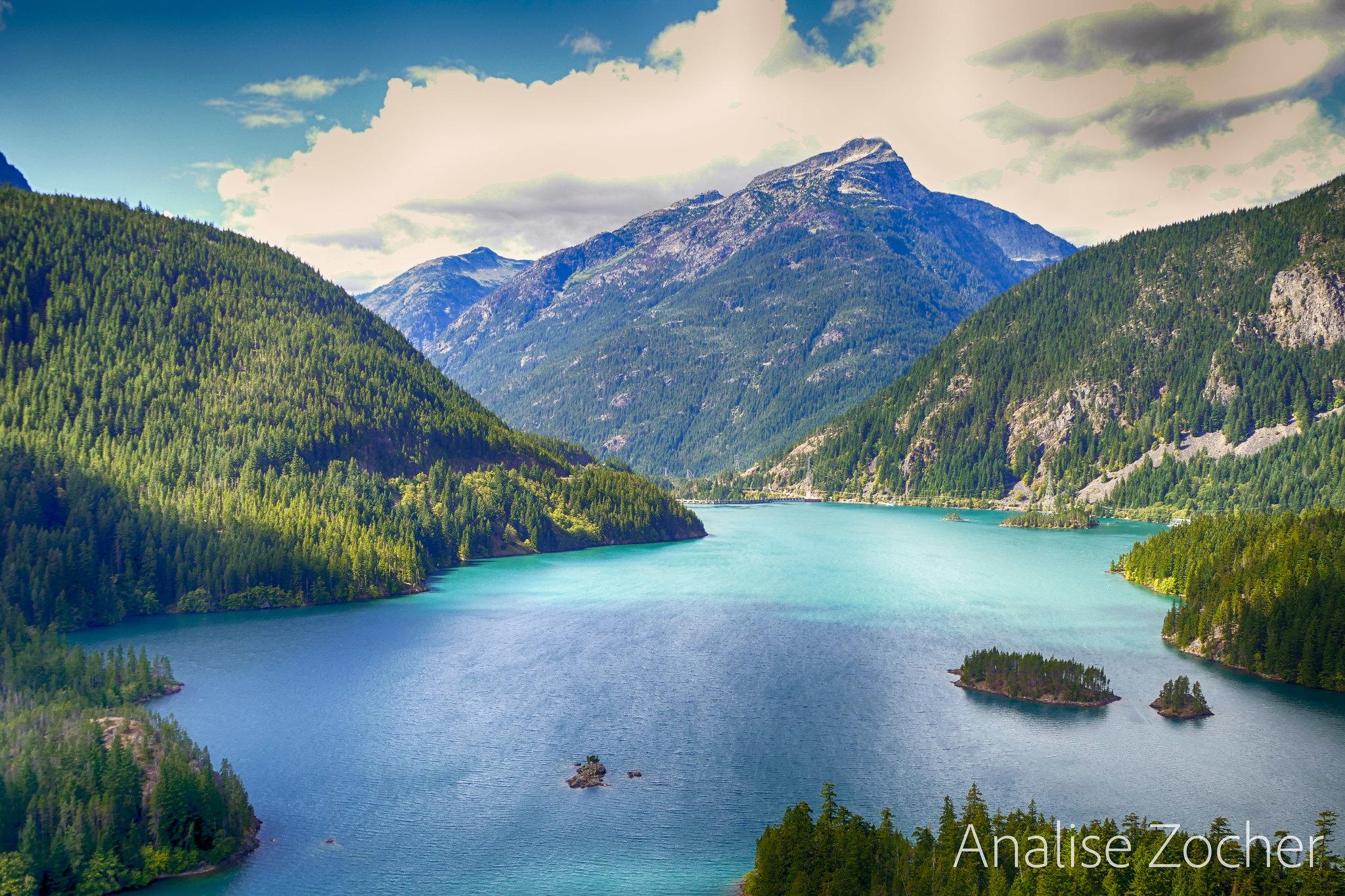 Diablo Lake Photo Credit Analise Zocher