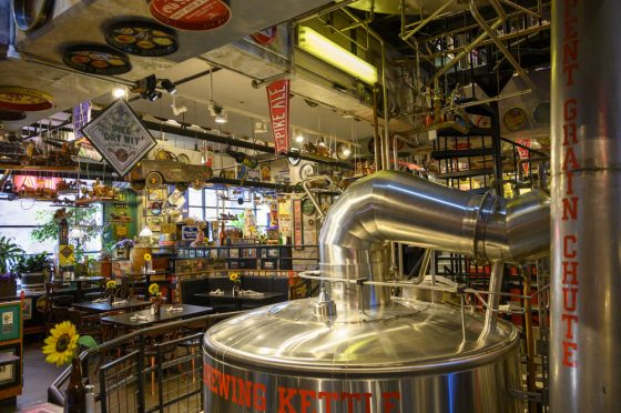 Pike Brewing Company in Seattle