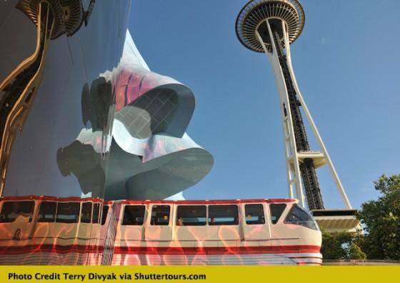 Seattle Center by Terry Divyak via Shutter Tours
