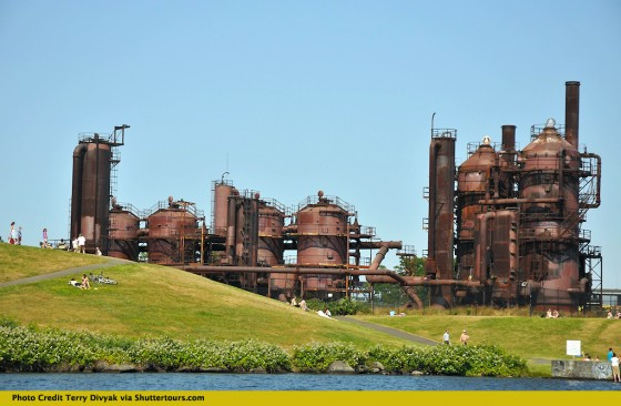 Gasworks Park Seattle by Terry Divyak via Shuttertours.com